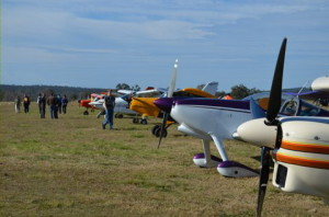Nice to see Angelfield coming alive with aircraft of all makes and models every month