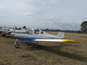 October fly in saw several new planes turn up to enjoy the camaraderie that Angelfield is famous for