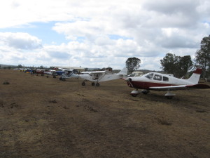 Another great day with a good variety of planes from far and wide.
