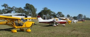 Plenty to see, and a good selection of aircraft to admire