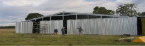 Hangar ready for some pretty planes